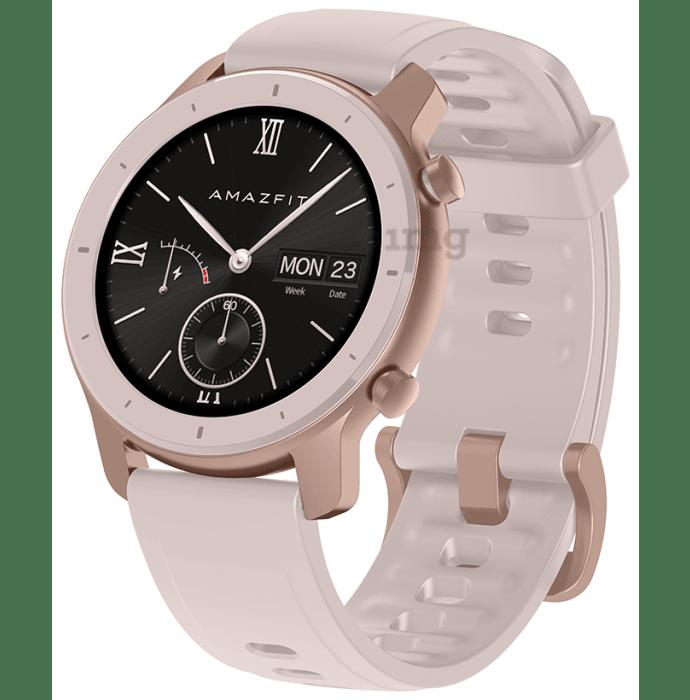 Amazfit GTR 42mm Smart Watch Cherry Blossom Pink