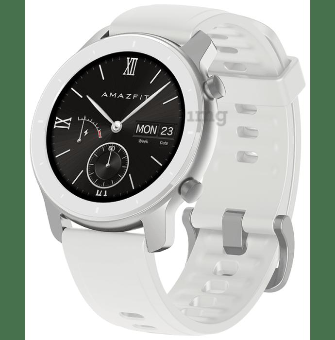 Amazfit GTR 42mm Smart Watch Moonlight White