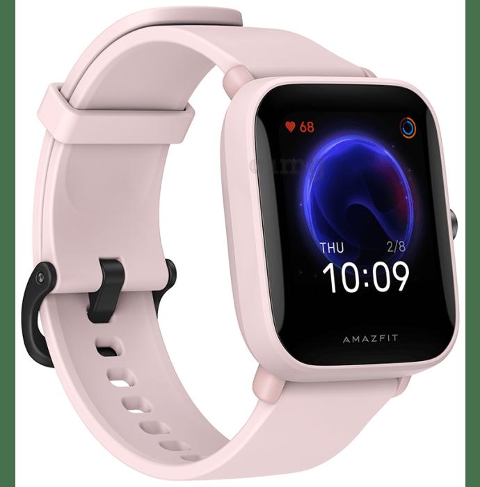 Amazfit Bip U Smart Watch Pink