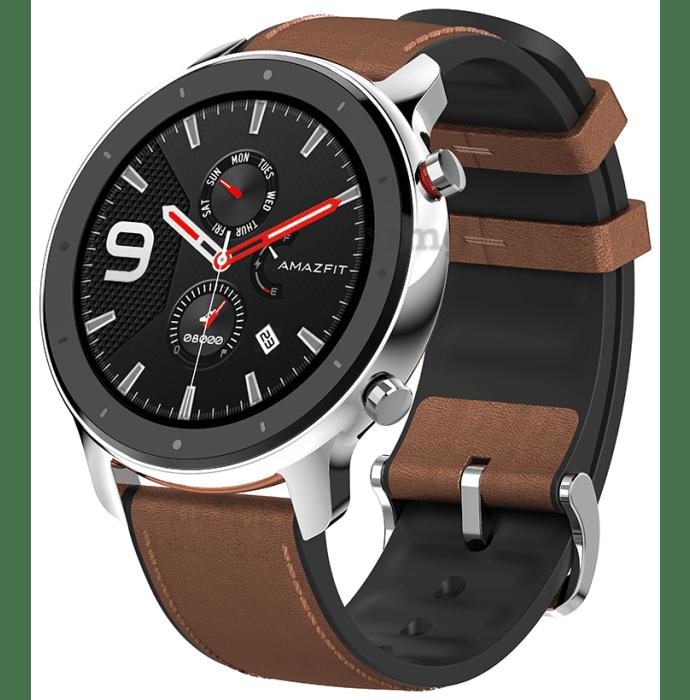Amazfit Stainless Steel GTR 47mm Smart Watch