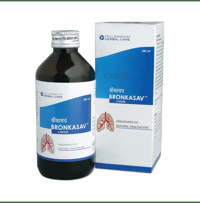 Bronkasav Liquid (200ml Each)