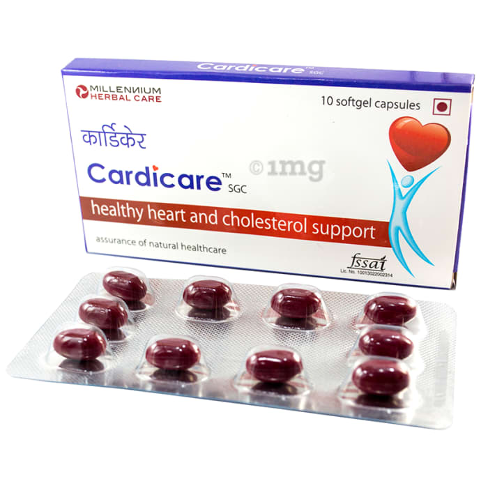 Cardicare Softgel Capsule