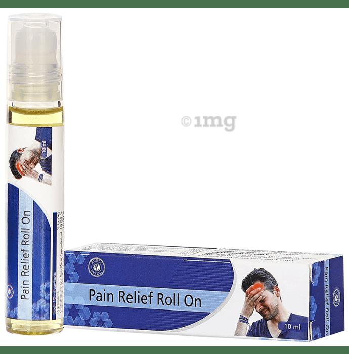 Surya Herbal Pain Relief Roll On (10ml Each)