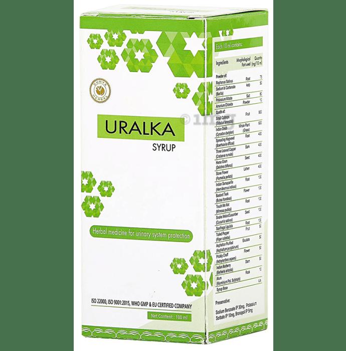 Surya Herbal Uralka Syrup (100ml Each)