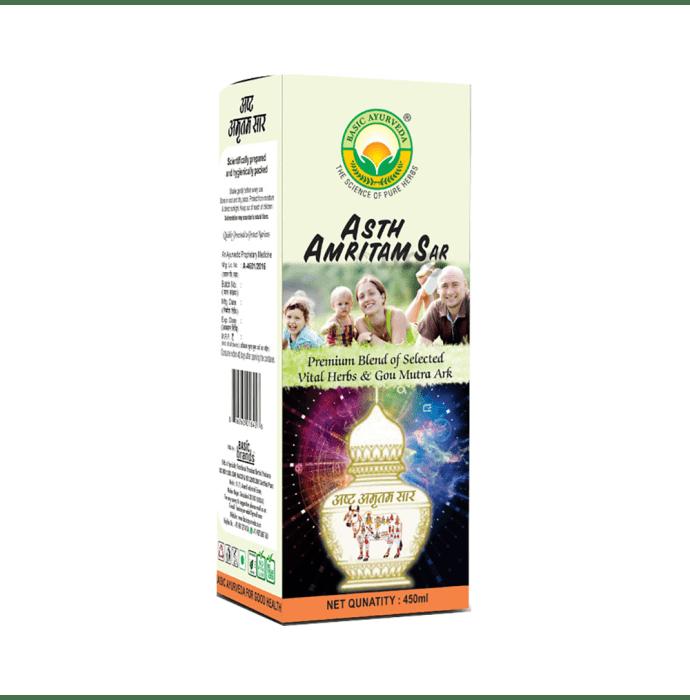 Basic Ayurveda Asth Amritam Sar