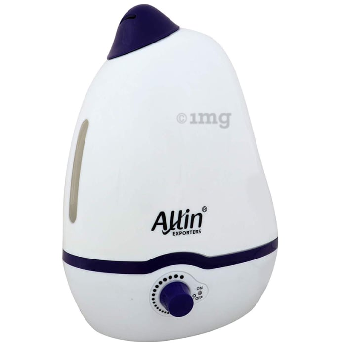 Allin Exporters PH906 Cool Mist Dolphin Humidifier (2Ltr Tank)