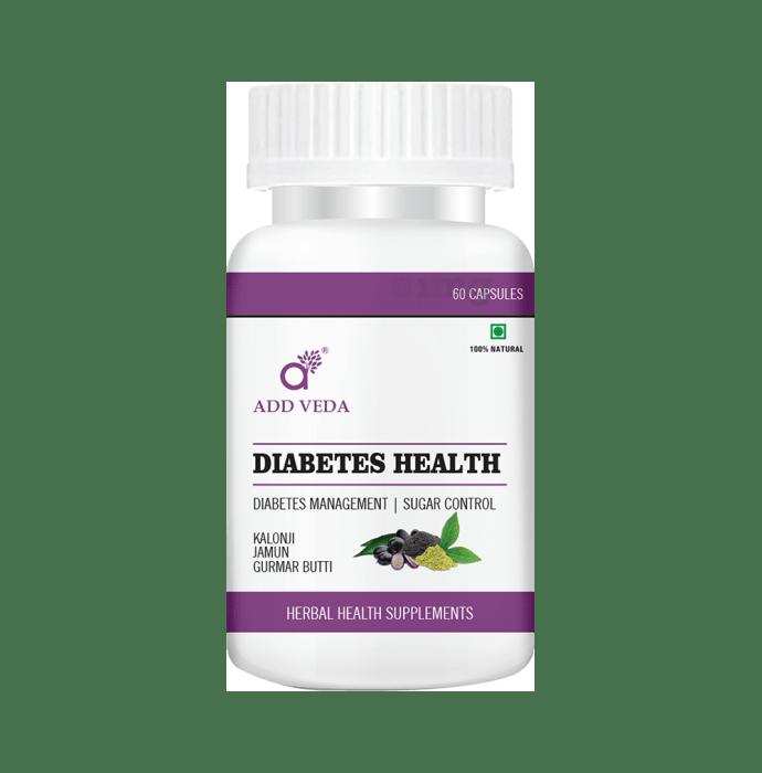 Add Veda Diabetes Health  Capsule
