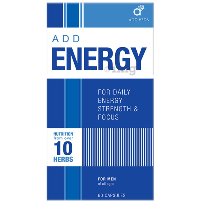 Add Energy Capsule