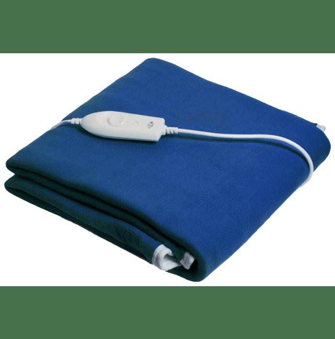 Expressions POLAR07SB Electric Bed Warmer Single 150x80cm Navy Blue