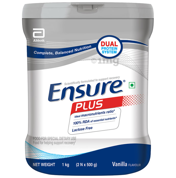 Ensure Plus Vanilla Powder