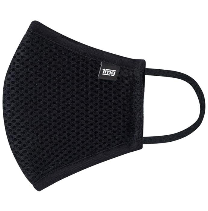 1mg 7 Layer Washable Reusable Protective Face Mask