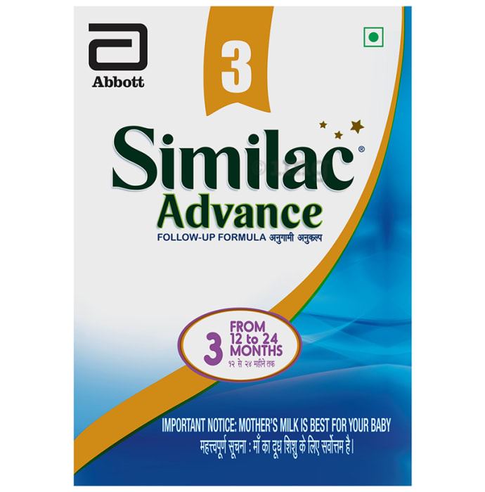 Similac Advance Stage 3 Follow Up Formula