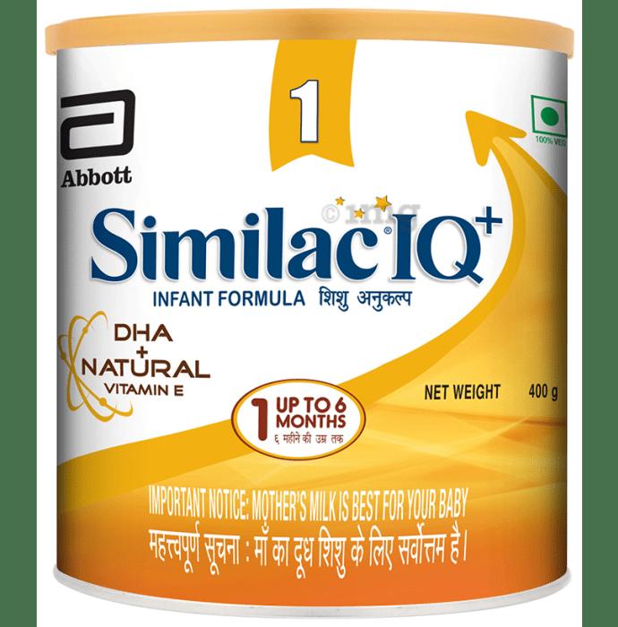 Similac IQ+ Infant Formula Stage 1