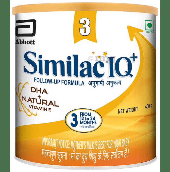 Similac IQ+ Follow-Up Formula Stage 3