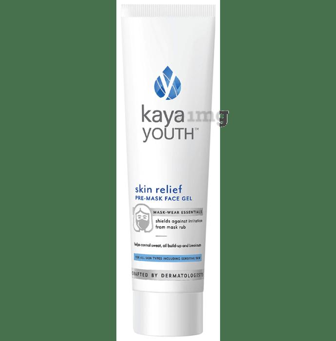 Kaya Youth Skin Relief Pre-Mask Face Gel