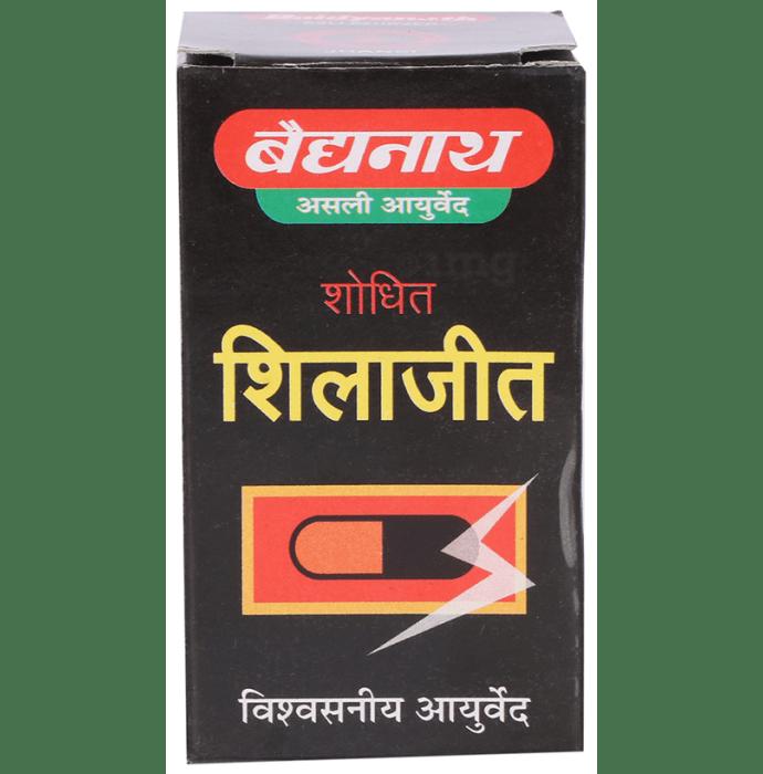 Baidyanath (Jhansi) Shodhit Shilajit Capsule