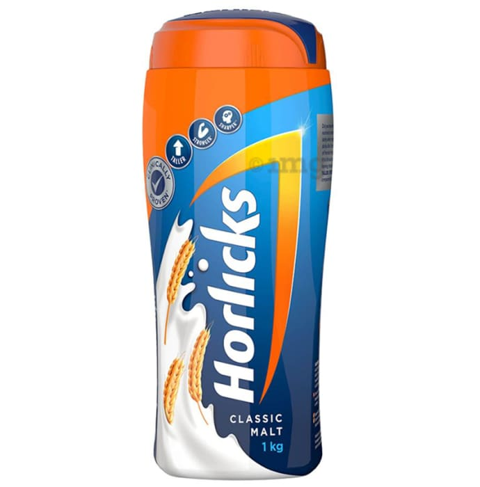 Horlicks Health and Nutrition Drink Classic Malt