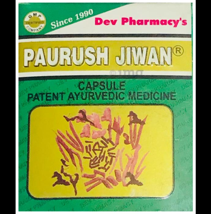Dev Pharmacy's Paurush Jiwan Capsule