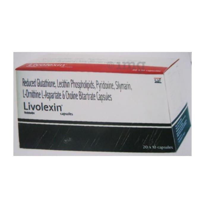 Livolexin Capsule