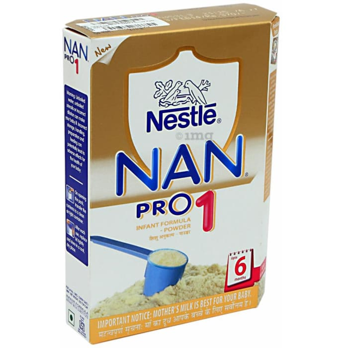 Nestle Nan Pro 1 Infant Formula Powder Refill