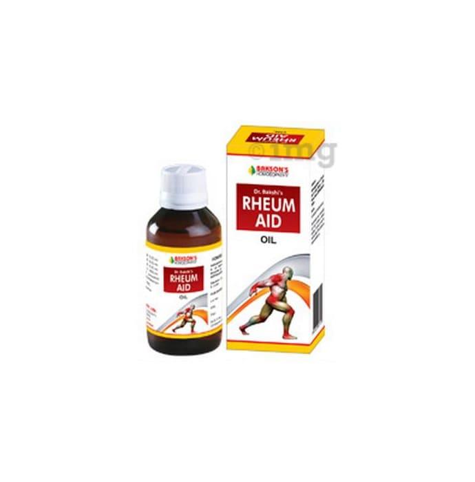 Bakson's Rheum Aid Oil