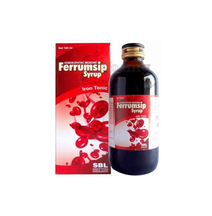 SBL Ferrumsip Syrup