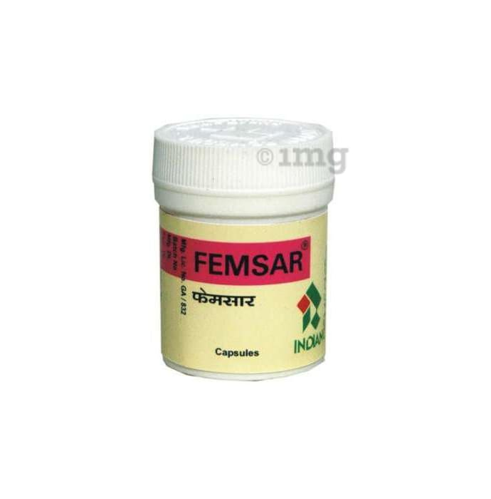 Indian Remedies Femsar Capsule