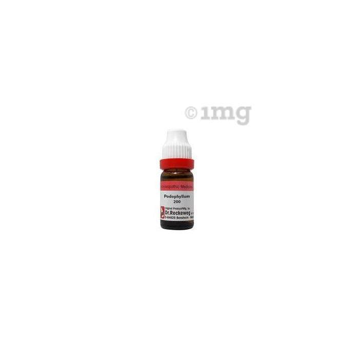 Dr. Reckeweg Podophyllum Dilution 200 CH