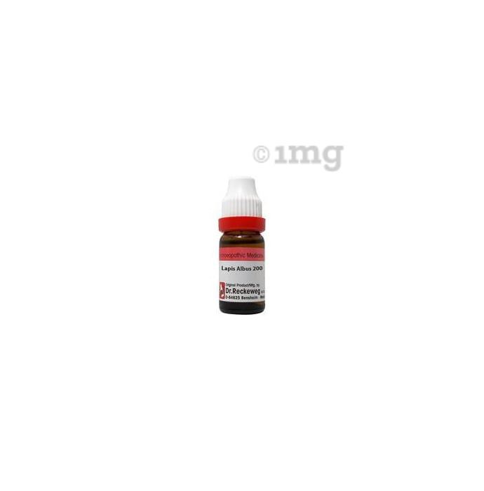 Dr. Reckeweg Lapis Albus Dilution 200 CH