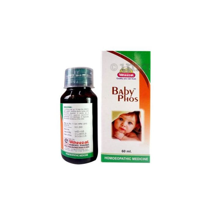 Wheezal Baby Phos Syrup