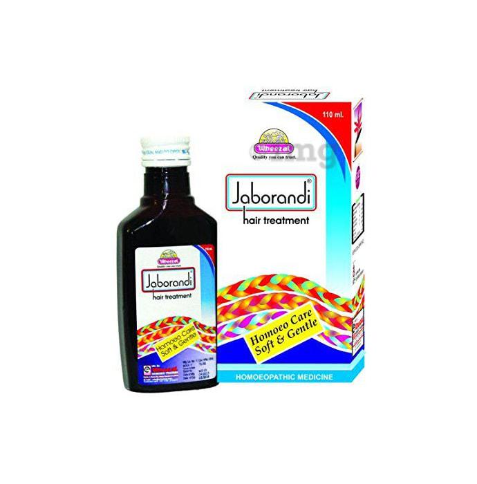 Wheezal Jaborandi Hair Treatment Oil