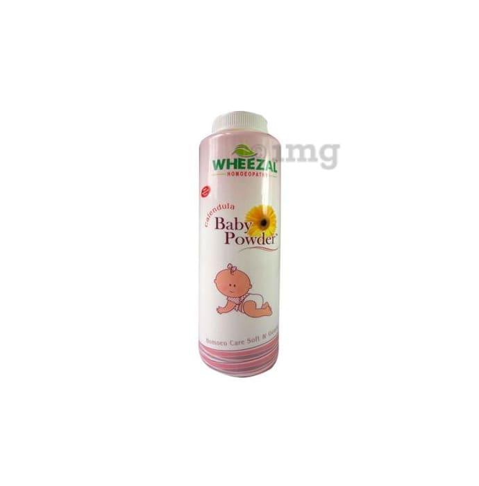 Wheezal Calendula Baby Powder