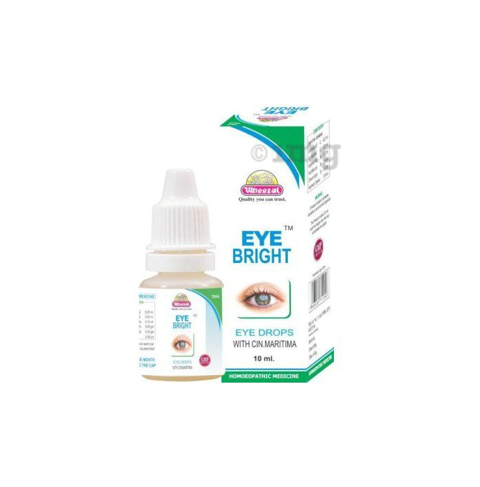 Wheezal Eye Bright Eye Drop