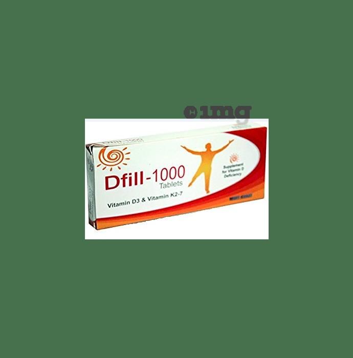 Dfill 1000 Tablet