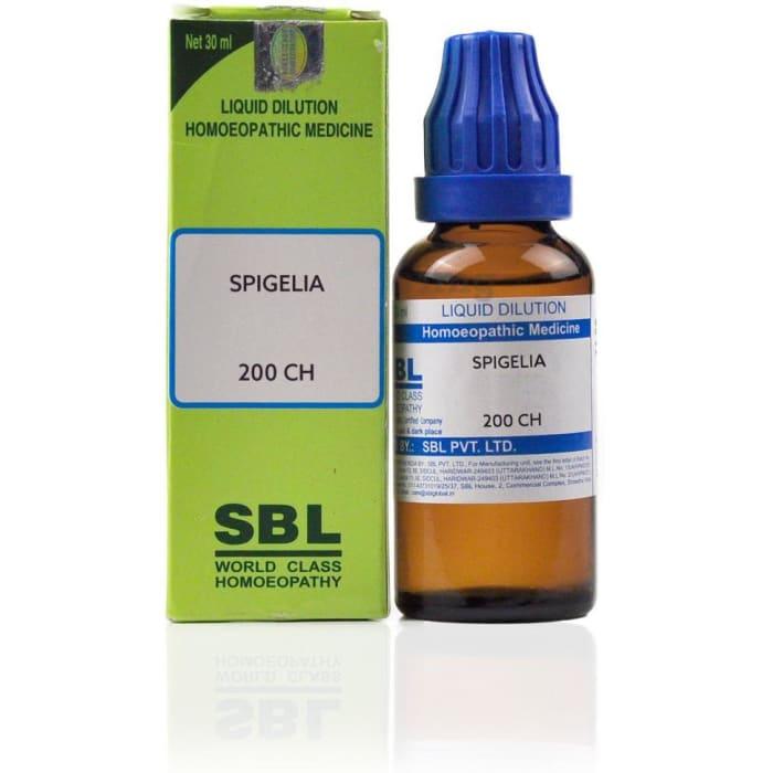 SBL Spigelia Dilution 200 CH