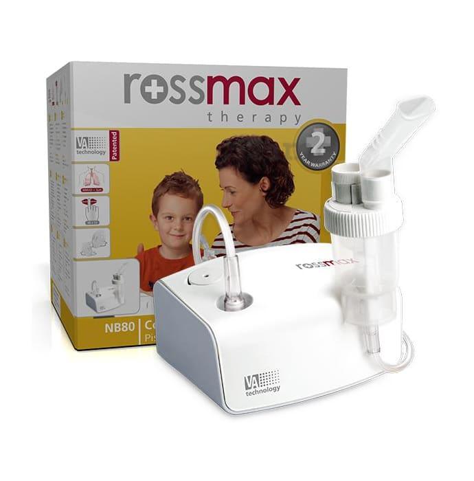 Rossmax NB80 Compact Type Nebulizer White