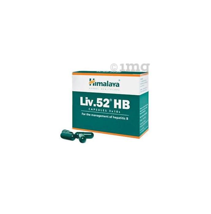 Himalaya Liv.52 HB Capsule