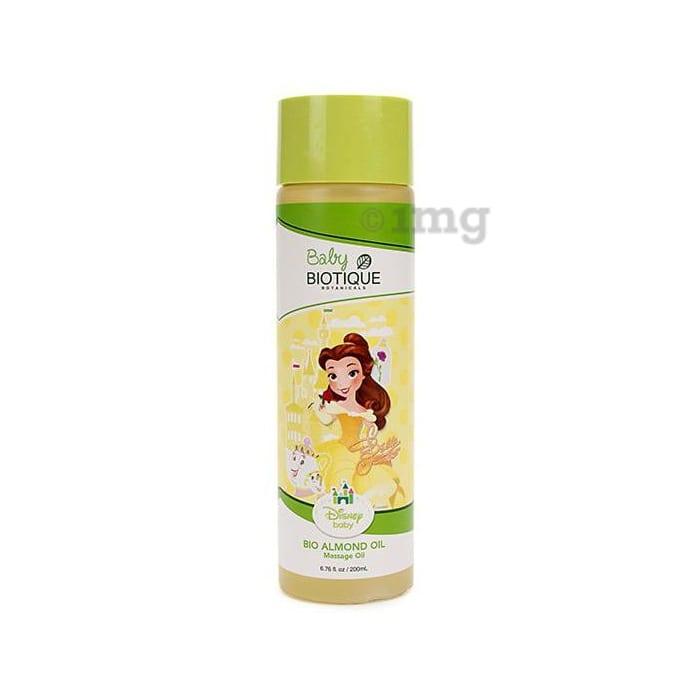 Biotique Disney Princess Baby Bio Almond Massage Oil