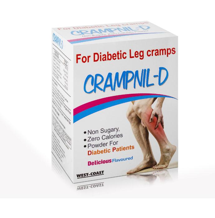 Crampnil D for Diabetic Leg Cramps