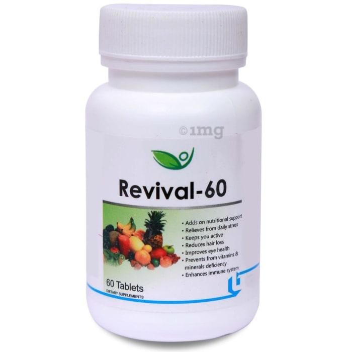 Biotrex Revival - 60 Tablet