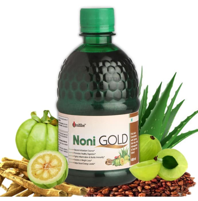 Unifibe Noni Gold Juice