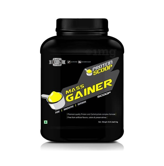 Protein Scoop Mass Gainer Vanilla