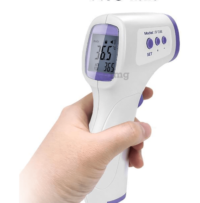 Dr.Sanaya IR988 Non Contact Infra Red Thermometer