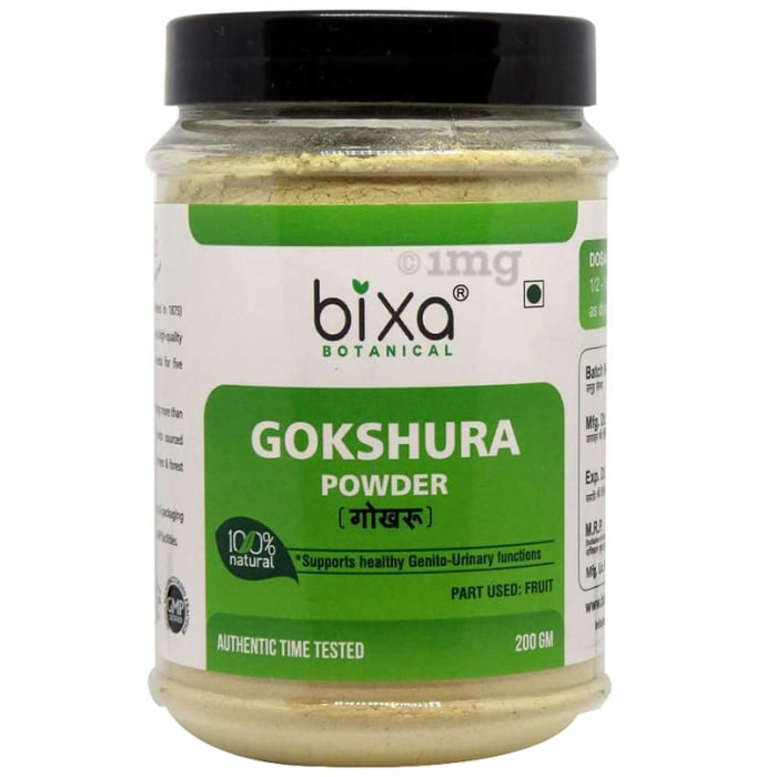Bixa Botanical Gokshura Powder