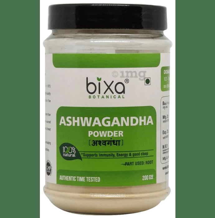 Bixa Botanical Ashwagandha Powder