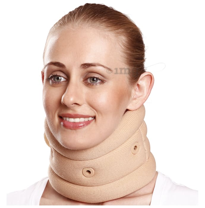 Tynor B-02 Soft Cervical Collar with Support Large