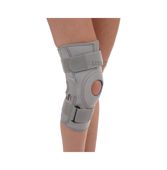Tynor J01 Knee Support Hinged (Neoprene) Medium