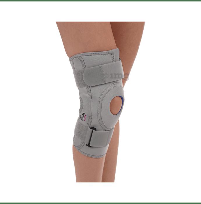 Tynor J01 Knee Support Hinged (Neoprene) Large