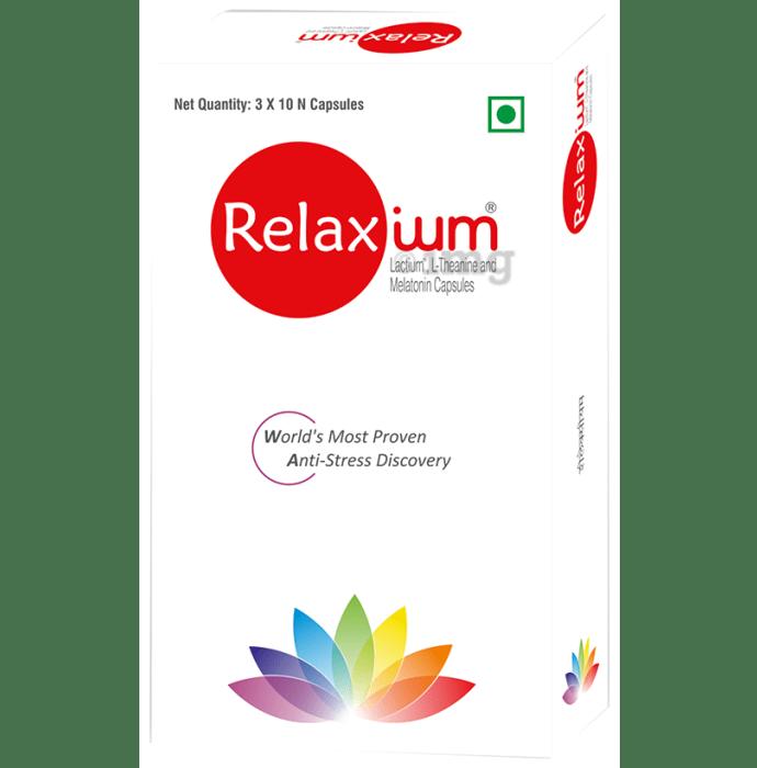 Relaxium Lactium Capsule