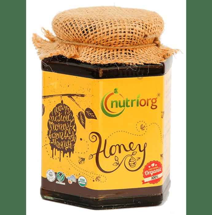 Nutriorg Certified Organic Honey